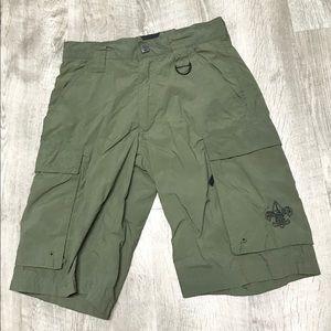 Boy Scouts of America hybrid shorts